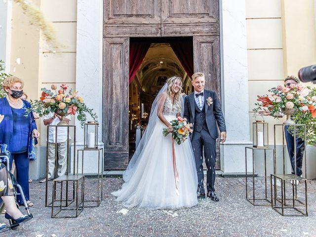 Il matrimonio di Cristian e Denise a Roccafranca, Brescia 139