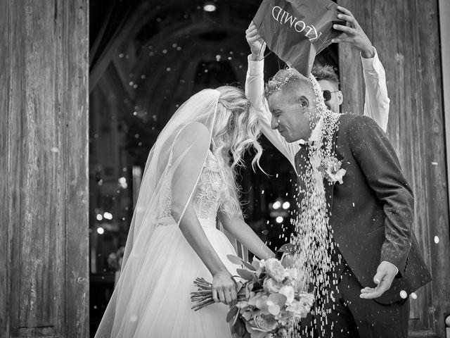 Il matrimonio di Cristian e Denise a Roccafranca, Brescia 140