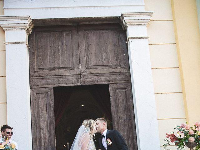 Il matrimonio di Cristian e Denise a Roccafranca, Brescia 142