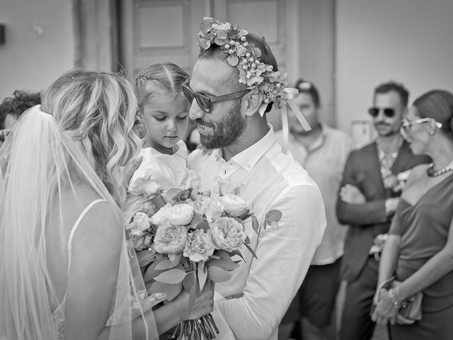 Il matrimonio di Cristian e Denise a Roccafranca, Brescia 144