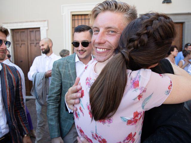 Il matrimonio di Cristian e Denise a Roccafranca, Brescia 147