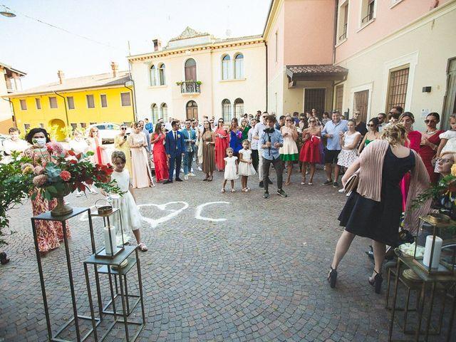 Il matrimonio di Cristian e Denise a Roccafranca, Brescia 149