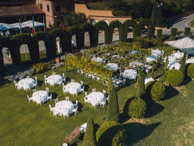 Il matrimonio di Cristian e Denise a Roccafranca, Brescia 151