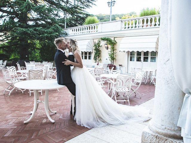 Il matrimonio di Cristian e Denise a Roccafranca, Brescia 174