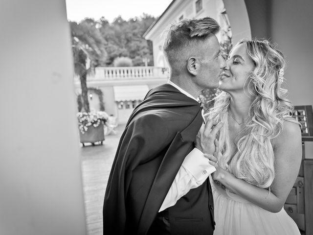 Il matrimonio di Cristian e Denise a Roccafranca, Brescia 178