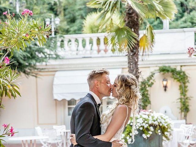 Il matrimonio di Cristian e Denise a Roccafranca, Brescia 182