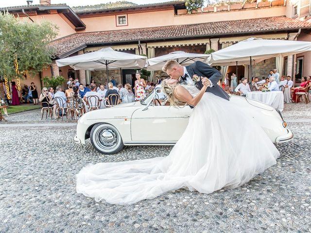 Il matrimonio di Cristian e Denise a Roccafranca, Brescia 183