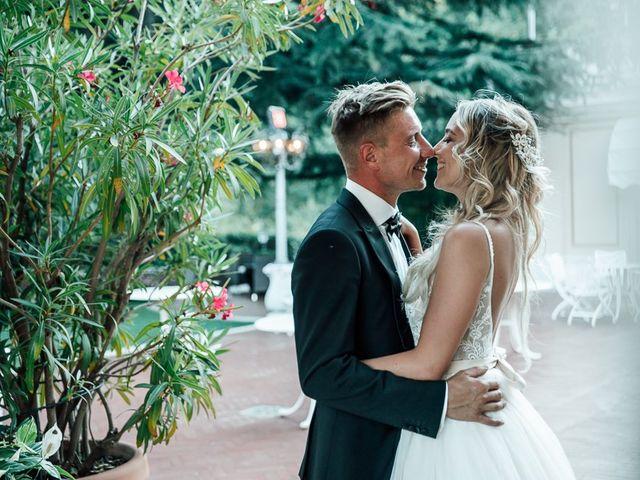 Il matrimonio di Cristian e Denise a Roccafranca, Brescia 184