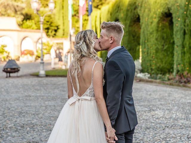 Il matrimonio di Cristian e Denise a Roccafranca, Brescia 187