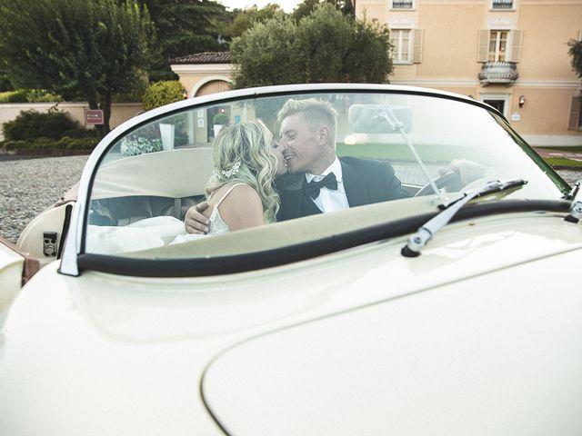 Il matrimonio di Cristian e Denise a Roccafranca, Brescia 190