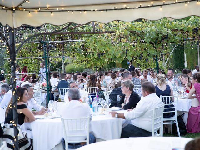 Il matrimonio di Cristian e Denise a Roccafranca, Brescia 201