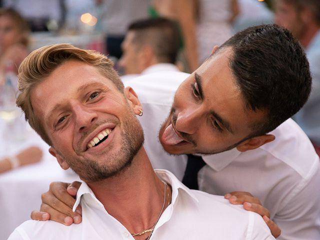 Il matrimonio di Cristian e Denise a Roccafranca, Brescia 228