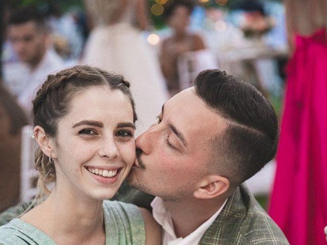 Il matrimonio di Cristian e Denise a Roccafranca, Brescia 230