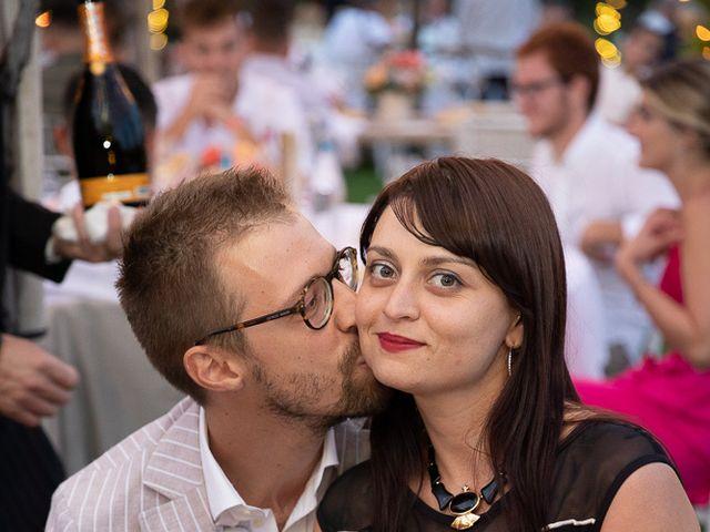 Il matrimonio di Cristian e Denise a Roccafranca, Brescia 245