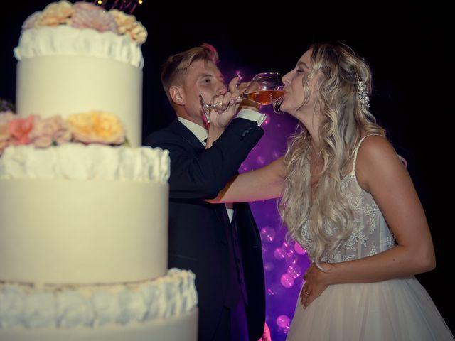 Il matrimonio di Cristian e Denise a Roccafranca, Brescia 261