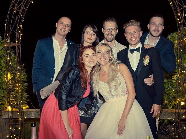 Il matrimonio di Cristian e Denise a Roccafranca, Brescia 279