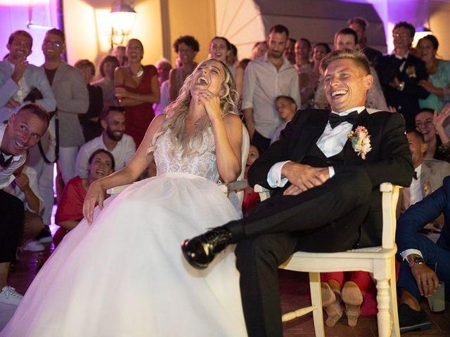 Il matrimonio di Cristian e Denise a Roccafranca, Brescia 268