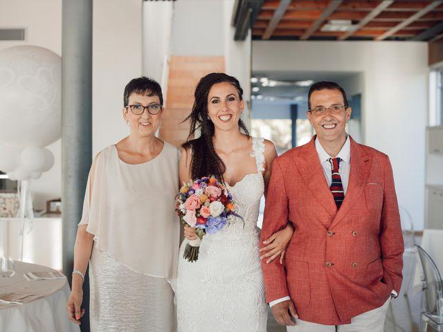 Il matrimonio di Damiano e Alice a Viareggio, Lucca 19