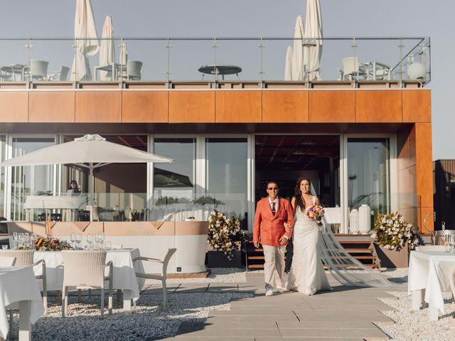 Il matrimonio di Damiano e Alice a Viareggio, Lucca 38