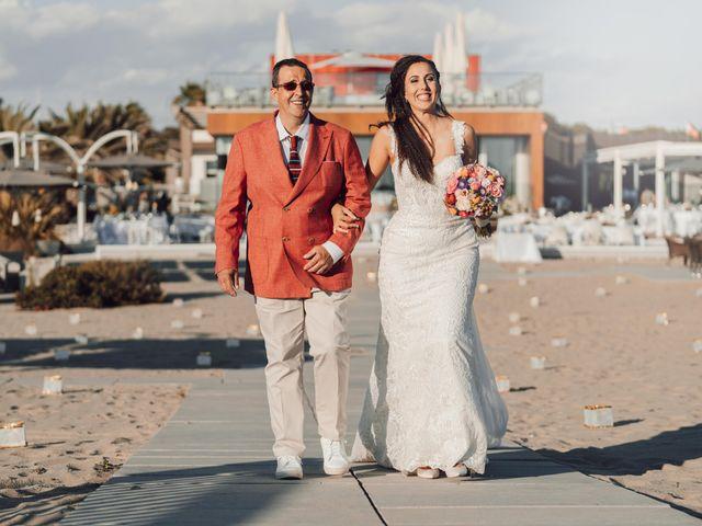 Il matrimonio di Damiano e Alice a Viareggio, Lucca 40