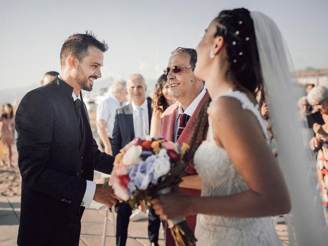 Il matrimonio di Damiano e Alice a Viareggio, Lucca 42