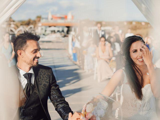 Il matrimonio di Damiano e Alice a Viareggio, Lucca 44