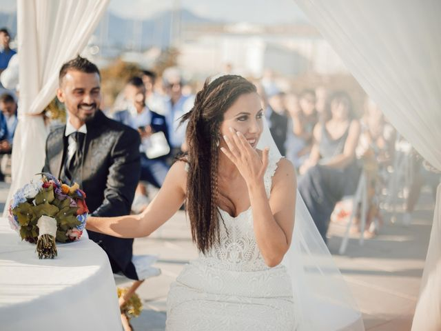 Il matrimonio di Damiano e Alice a Viareggio, Lucca 45