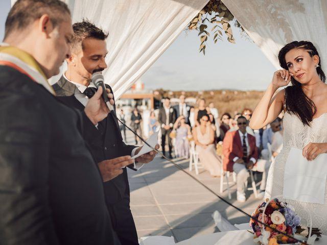 Il matrimonio di Damiano e Alice a Viareggio, Lucca 48