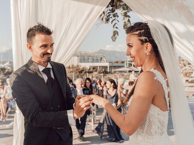 Il matrimonio di Damiano e Alice a Viareggio, Lucca 56