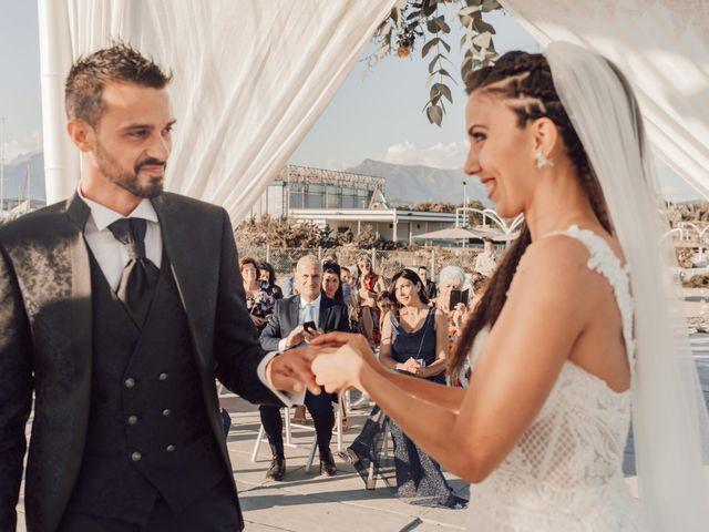 Il matrimonio di Damiano e Alice a Viareggio, Lucca 59