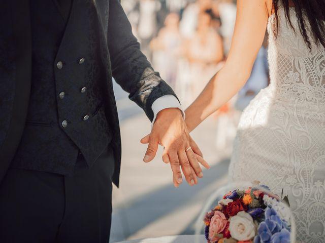 Il matrimonio di Damiano e Alice a Viareggio, Lucca 60