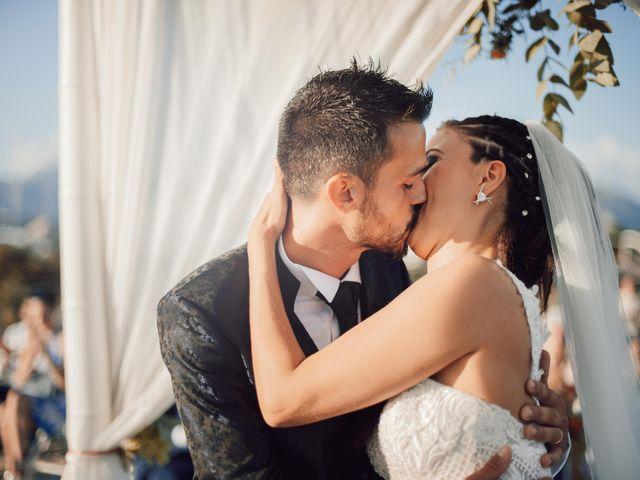 Il matrimonio di Damiano e Alice a Viareggio, Lucca 61