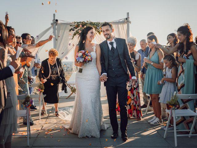 Il matrimonio di Damiano e Alice a Viareggio, Lucca 64