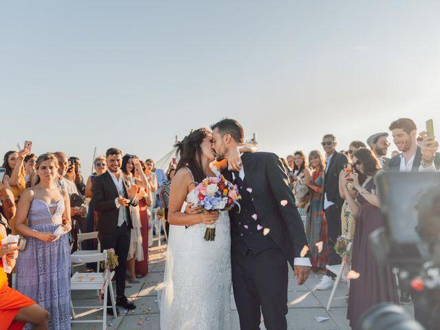 Il matrimonio di Damiano e Alice a Viareggio, Lucca 65