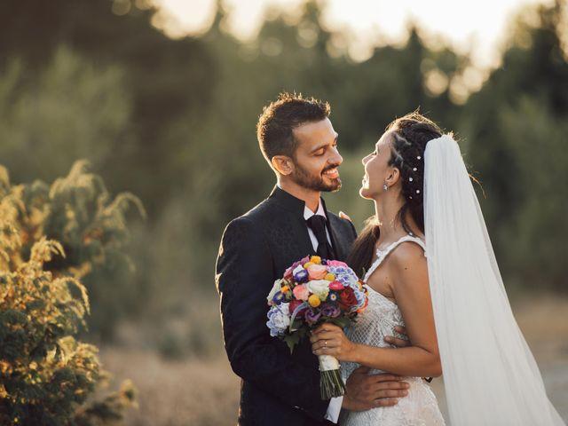 Il matrimonio di Damiano e Alice a Viareggio, Lucca 68
