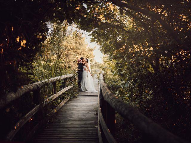 Il matrimonio di Damiano e Alice a Viareggio, Lucca 72