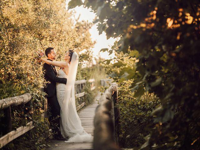 Il matrimonio di Damiano e Alice a Viareggio, Lucca 73