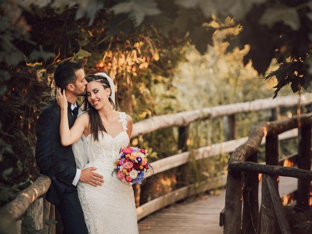 Il matrimonio di Damiano e Alice a Viareggio, Lucca 74