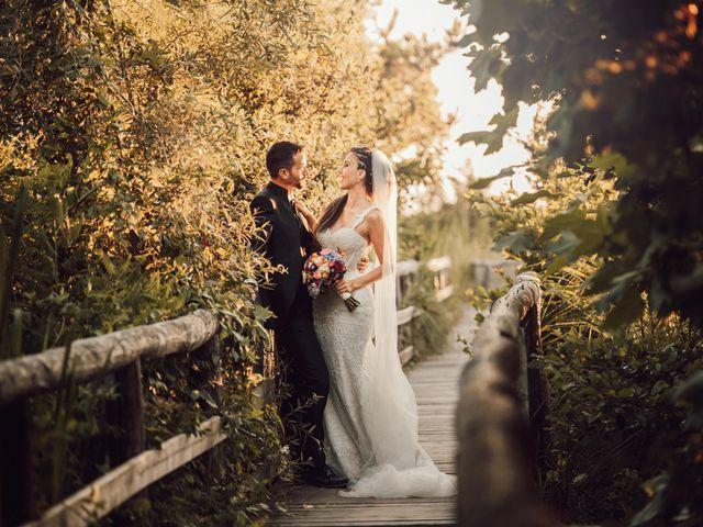 Il matrimonio di Damiano e Alice a Viareggio, Lucca 75