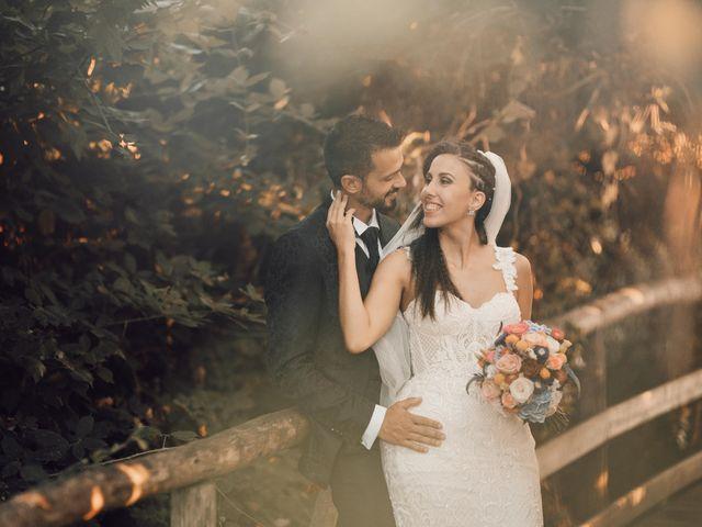 Il matrimonio di Damiano e Alice a Viareggio, Lucca 77