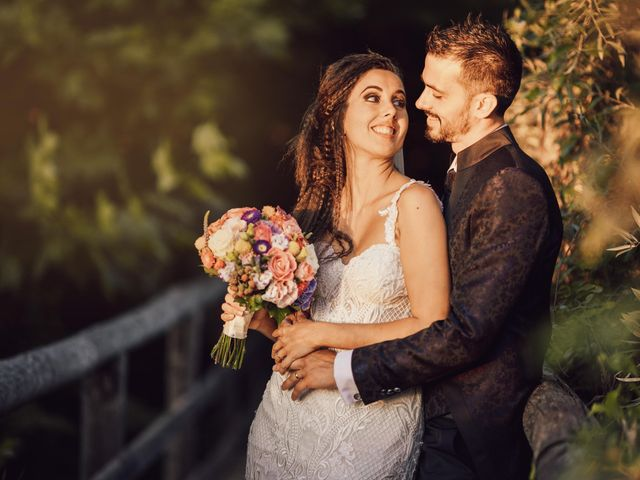 Il matrimonio di Damiano e Alice a Viareggio, Lucca 79
