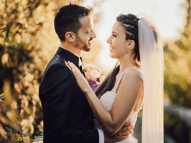 Il matrimonio di Damiano e Alice a Viareggio, Lucca 80