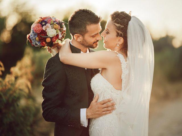 Il matrimonio di Damiano e Alice a Viareggio, Lucca 82
