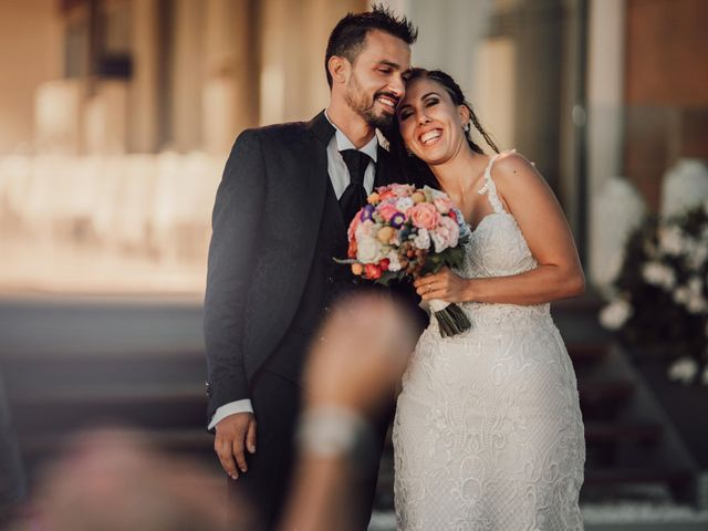 Il matrimonio di Damiano e Alice a Viareggio, Lucca 111