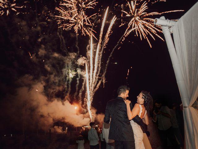 Il matrimonio di Damiano e Alice a Viareggio, Lucca 122