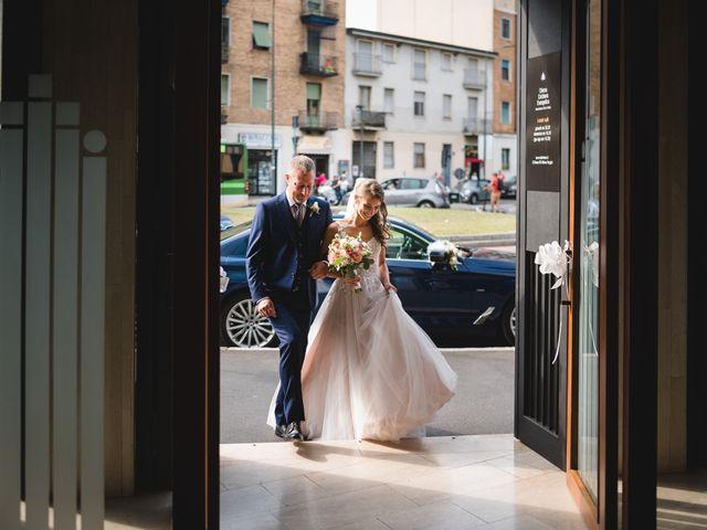 Il matrimonio di Alessandro e Laura a Osio Sotto, Bergamo 17