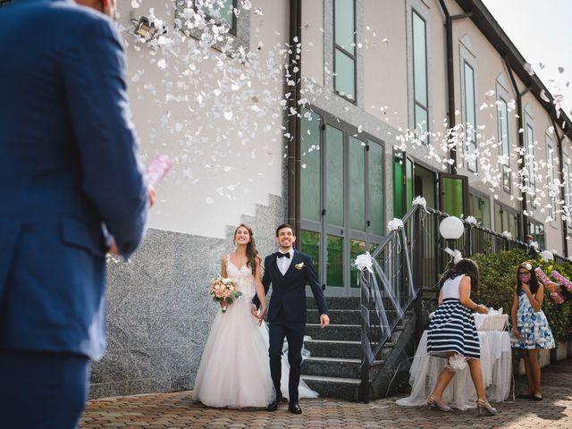 Il matrimonio di Alessandro e Laura a Osio Sotto, Bergamo 30