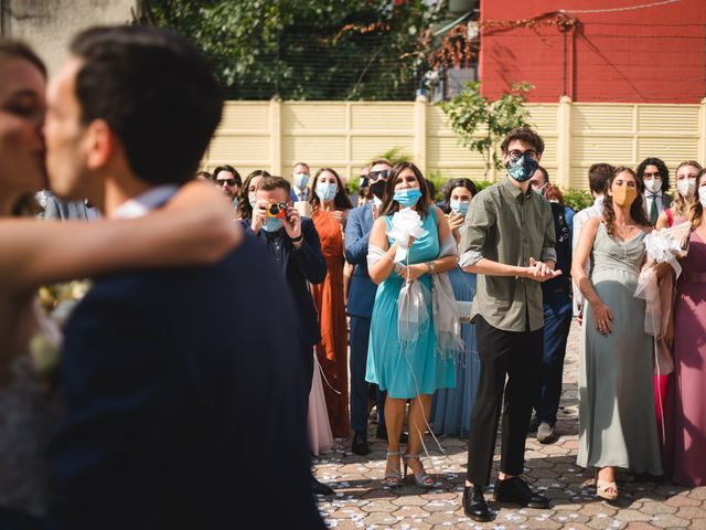 Il matrimonio di Alessandro e Laura a Osio Sotto, Bergamo 31