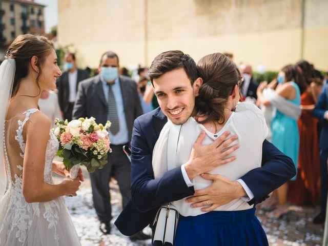 Il matrimonio di Alessandro e Laura a Osio Sotto, Bergamo 32