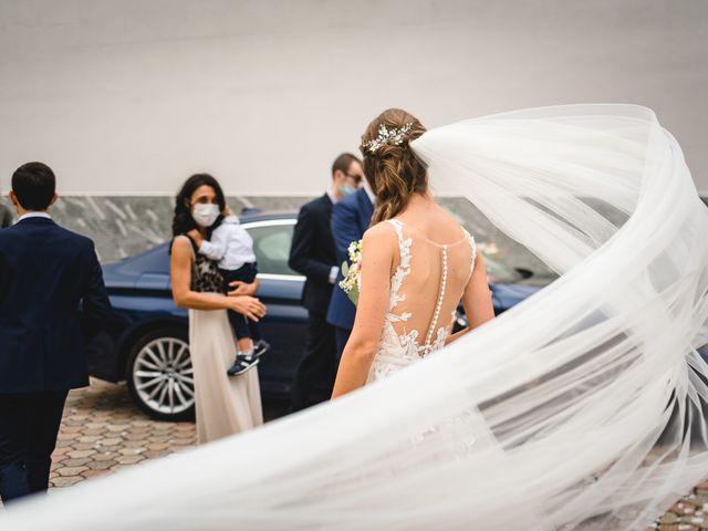 Il matrimonio di Alessandro e Laura a Osio Sotto, Bergamo 33
